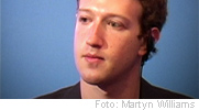 Facebooks vd Mark Zuckerberg har is i magen.