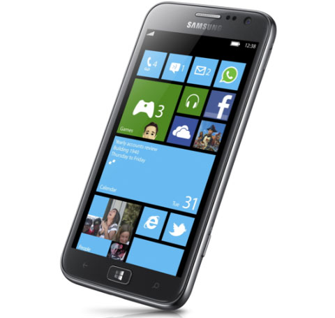 Samsung Ativ S windows phone 8