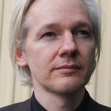 Julian Assange, foto: Espen Moe (CC-BY)