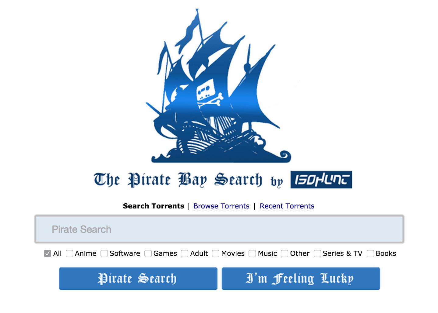 alternativ piratebay