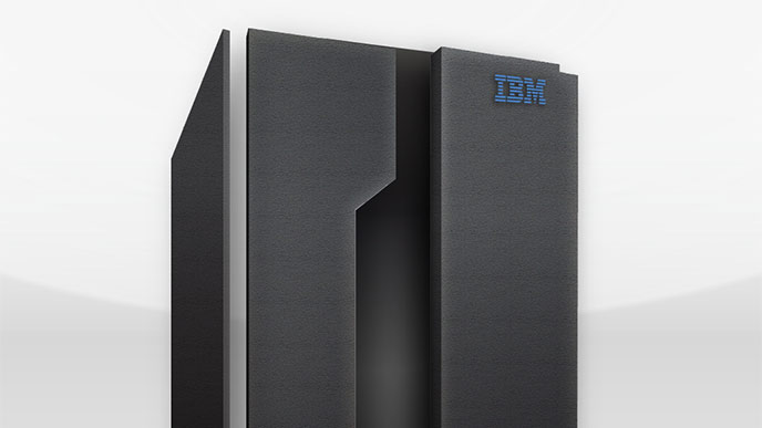 Molnlagring via IBM
