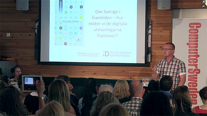Jan Gulliksen, Digitaliseringskommissionen