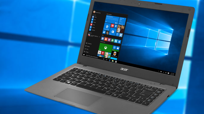 Acer Windows 10