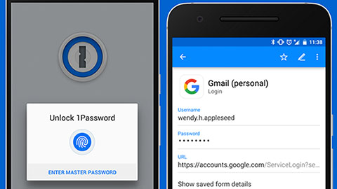 1Password för Android