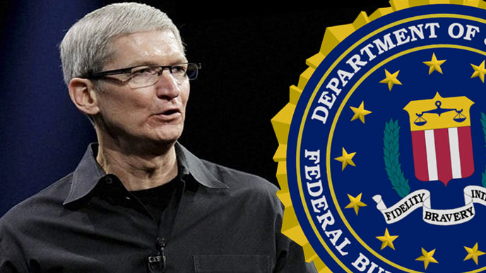 fbi tim cook