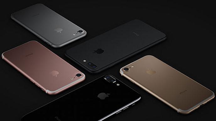 En vattentät Iphone 7 och en ny generation av Apple Watch. Det är några av  nyheterna som Apple presenterade i går. 806dc95dfd103