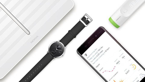 Nokias Withings-produkter