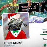 Lizard squad och server